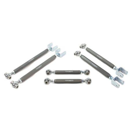 Voodoo13 Accord/TL/TSX Rear Camber/Toe/Trailing Arm Set