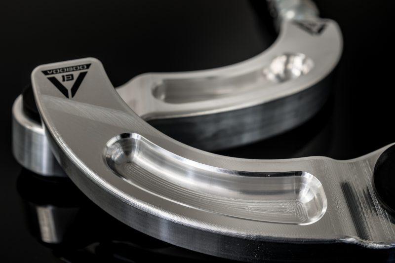 Voodoo13 S550 Mustang Rear Adjustable Camber Arms 15-17