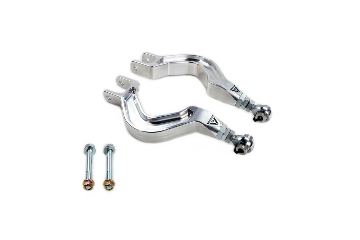 Voodoo13 Adjustable Rear Upper Camber Arms for Nissan Skyline 95-98 R33