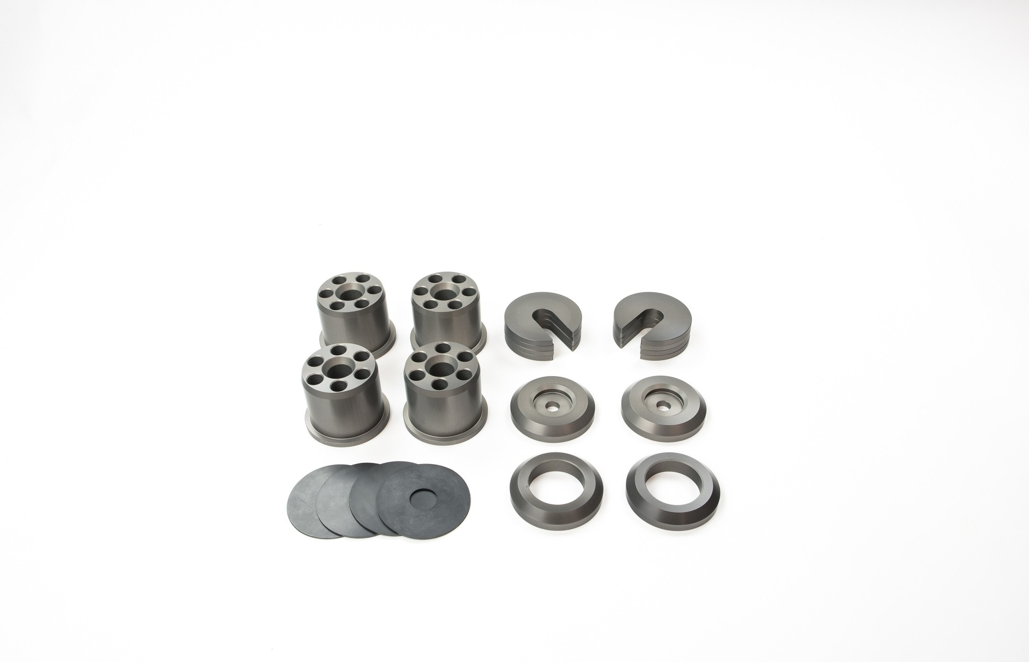 Voodoo13 Solid Subframe Bushings for Nissan Skyline 95-98 R33