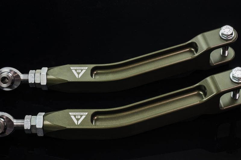 Voodoo13 High Clearance Rear Toe Arms for Nissan 240sx 95-98 S14