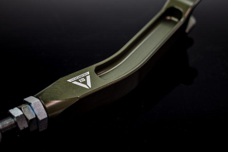 Voodoo13 High Clearance Rear Toe Arms for Nissan Skyline 99-02 RWD R34